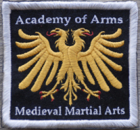 Gold and Silver AoA Patch